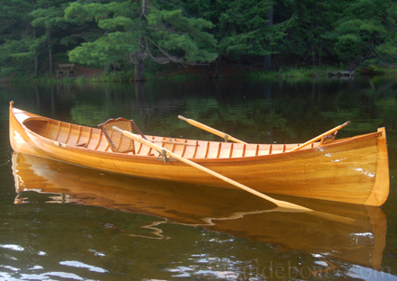 Construction Of An Adirondack Guideboat